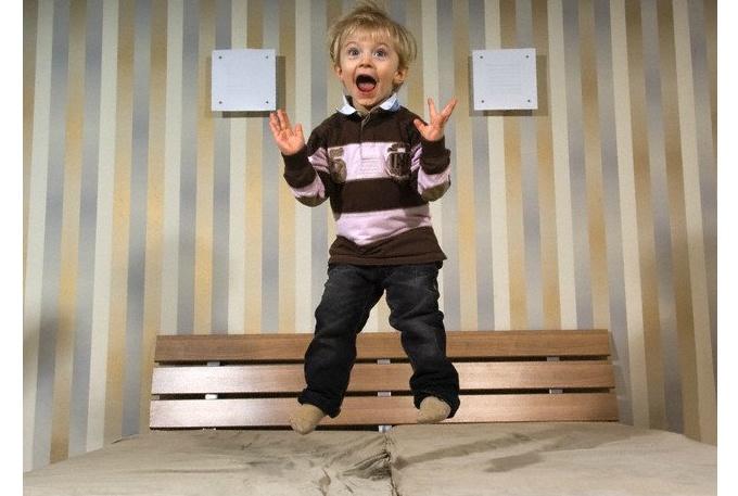 Ребенок слишком активный что делать